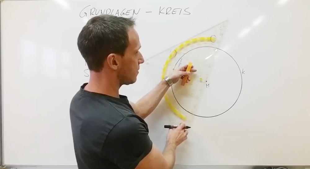 Grundbegriffe des Kreises (1 Video)