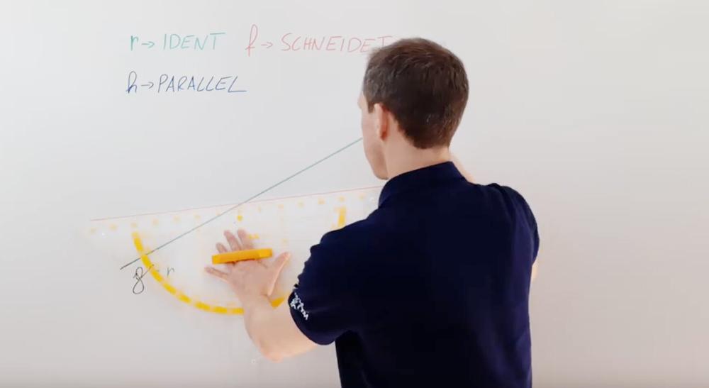 Lage zwischen Geraden | thewhiteclassroom.at