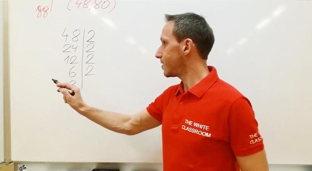 Größter gemeinsamer Teiler | thewhiteclassroom.at