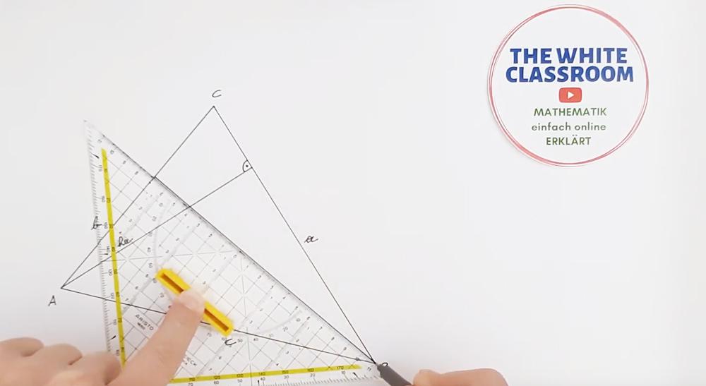Höhenschnittpunkt | thewhiteclassroom.at