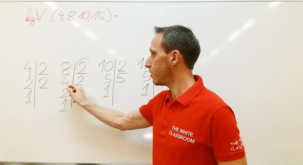 kleinstes gemeinsames Vielfache  | thewhiteclassroom.at