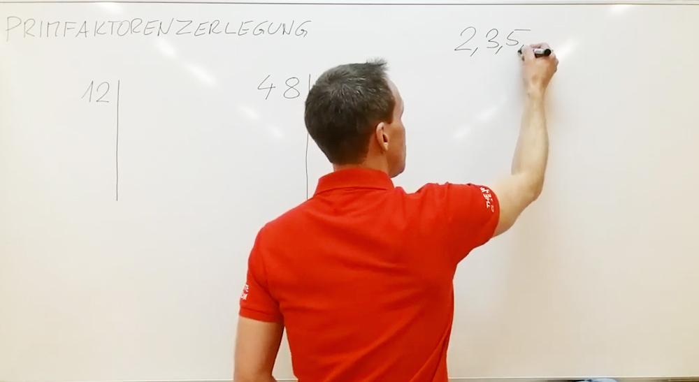 Primfaktorenzerlegung | thewhiteclassroom.at