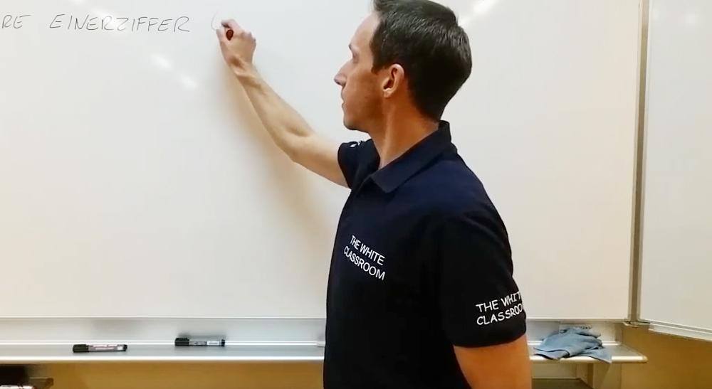 Teilbarkeitsregel 2 bis 13 | thewhiteclassroom.at