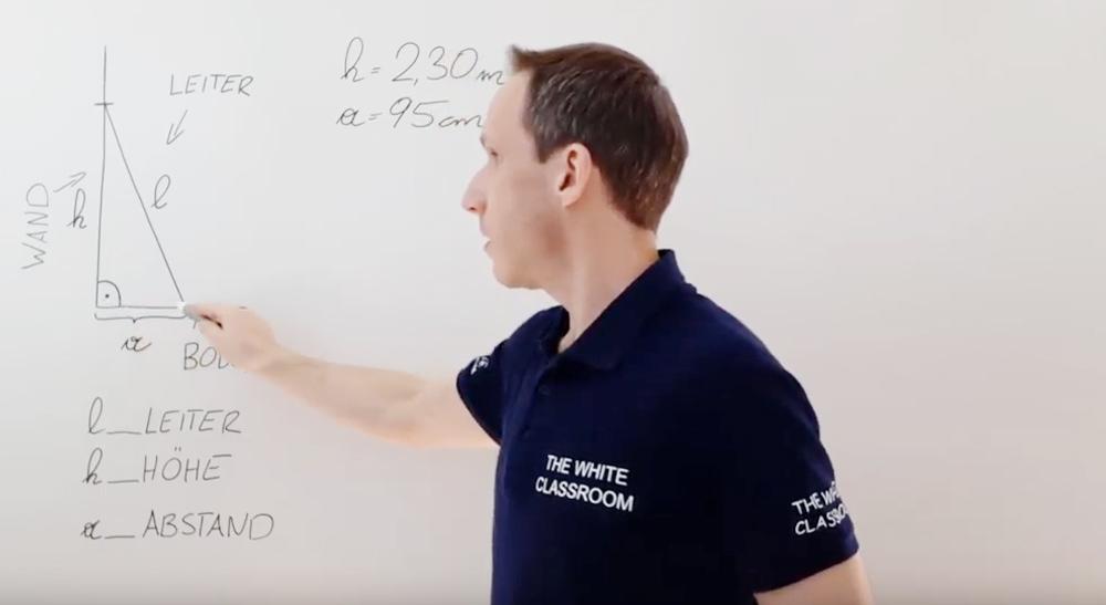 Leiterbeispiele | thewhiteclassroom.at